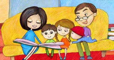 Znalezione obrazy dla zapytania: rodzice i dzieci obrazy